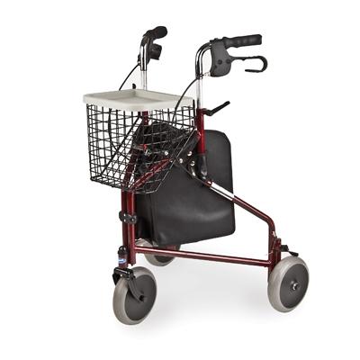 Dumont New Jersey Buy A Three Wheel Rollator Walker 201